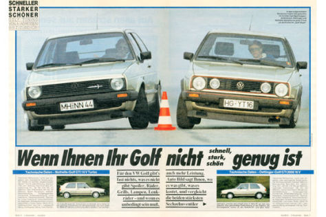 Golf-II-Tuning