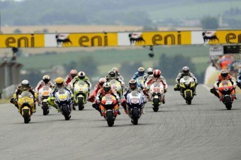 Startet die MotoGP schon bald in Indien? Auch Abu Dhabi ist für 2012 im Gespräch