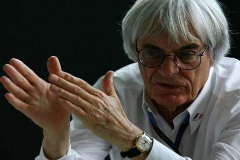 Bernie Ecclestone unterzeichnet Vertrag: Die Formel-1-Wege führen nach Rom