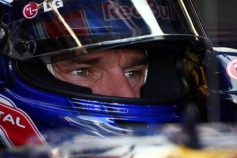 Mark Webber startet als Vierter in den Grand Prix von Italien in Monza