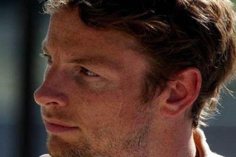 Jenson Button sieht sich für das Monza-Rennen in einer guten Situation