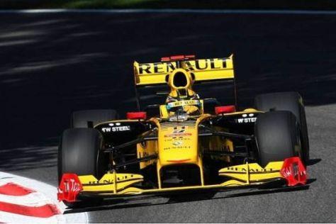 Robert Kubica soll in Singapur und Suzuka wieder auf das Podium fahren