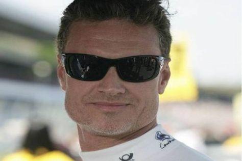 David Coulthard ist in der DTM immer für einen flotten Spruch gut