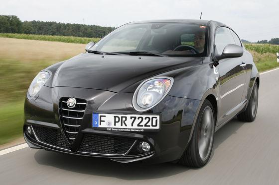 Alfa Romeo MiTo 1.4 TB 1.6 V QV