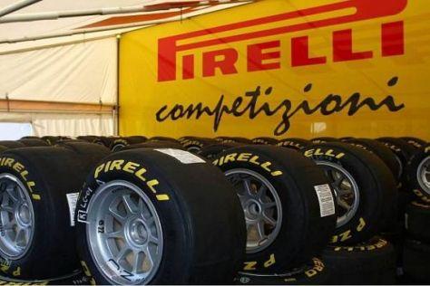 Pirelli tritt 2011 die Nachfolge von Bridgestone als Alleinausrüster an