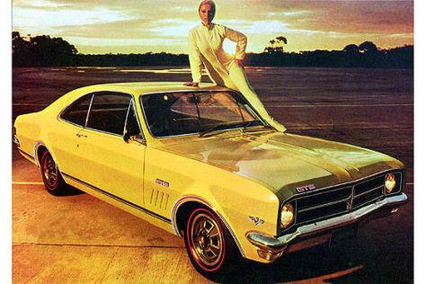 Holden Monaro GTS 327 (1968)