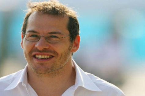 HRT könnte für Jacques Villeneuve (39) die letzte Chance in der Formel 1 sein