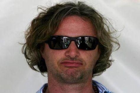Eddie Irvine schießt scharf gegen Michael Schumacher und Felipe Massa