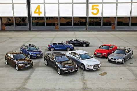 Markenduell: Audi gegen BMW, Teil 2