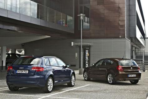 Audi A3 BMW 1er