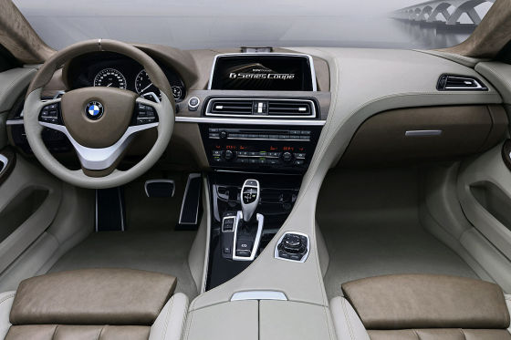 BMW Concept 6 Series Coupé (Paris 2010)