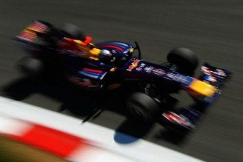 Sebastian Vettel fuhr im vergangenen Jahr in Singapur auf Platz vier