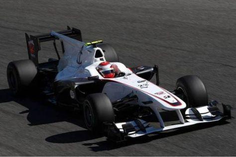 Neuer Teamkollege, neue Updates, neue Strecke: Kamui Kobayashi im Sauber