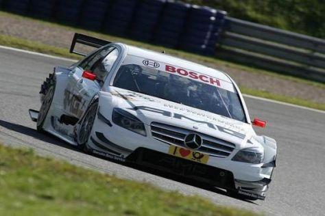 Di Resta sicherte sich in Oschersleben die zweite Pole-Position in Folge