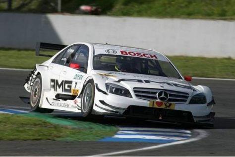 Paul Di Resta steht zum zweiten Mal in Folge auf der Pole-Position