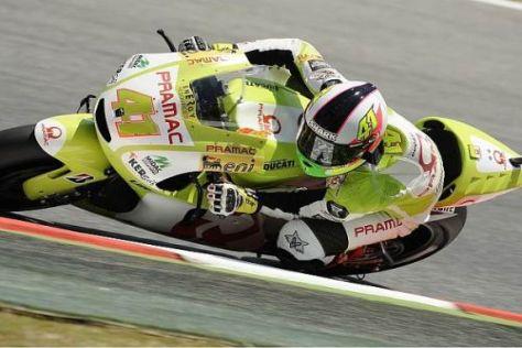 Der Spanier Aleix Espargaró will seinen Fans ein unterhaltsames Rennen zeigen