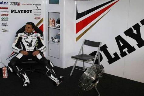 Bleibt Randy de Puniet bei LCR-Honda oder wechselt er zu Suzuki?