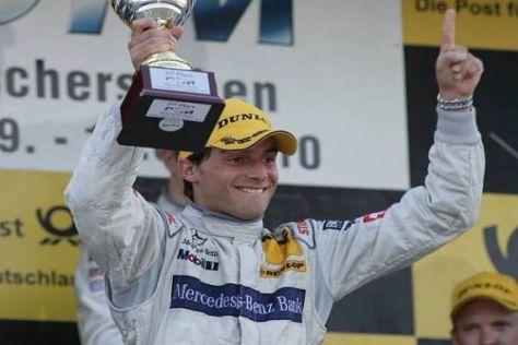 Bruno Spengler holte zum vierten Mal in dieser Saison den zweiten Platz