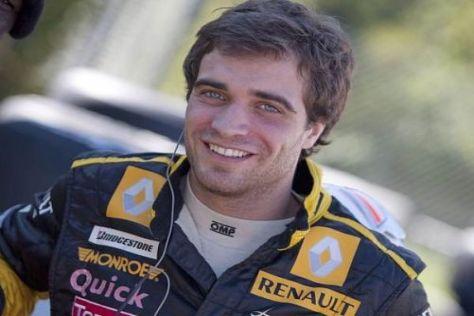 Jérôme D'Ambrosio könnte 2011 neuer Teamkollege von Timo Glock werden