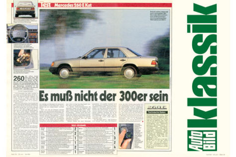 Mercedes 260 E