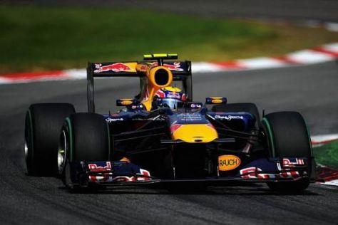 Mark Webber nimmt Kurs auf den WM-Titel 2010 und führt aktuell in der Fahrerwertung