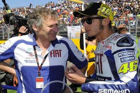 Jeremy Burgess und die Crew werden Valentino Rossi zu Ducati folgen