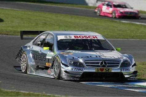 Ralf Schumacher verpasste als Neunter knapp die Punkteränge