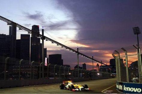 Fernando Alonso stand bei beiden bisherigen Rennen auf dem Podium