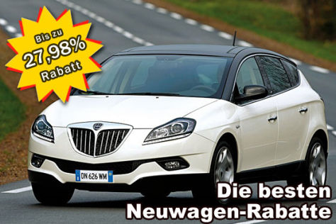 Autokauf: Preis-Report September 2010