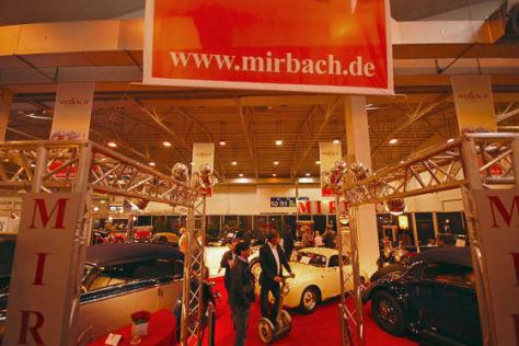 Mirbach auf der Techno-Classica 2010