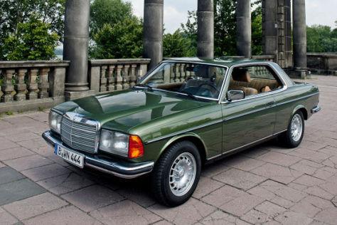 Mercedes 230 CE C 123