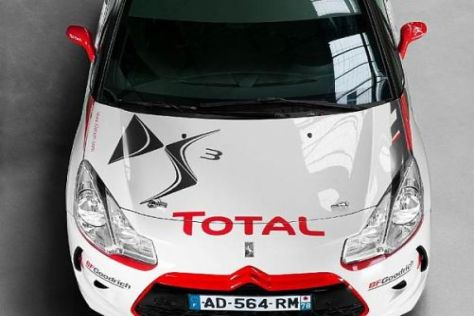Die WRC-Version des DS3 wird nächste Woche offiziell präsentiert