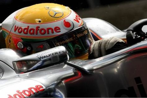 Lewis Hamilton will sich in Singapur wichtige Punkte im WM-Kampf sichern