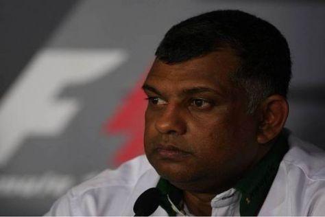 Tony Fernandes möchte den Draht zur Lotus-Gruppe nicht ganz kappen