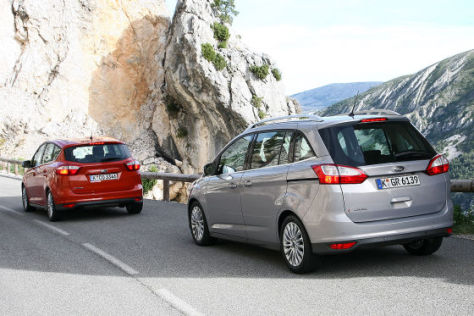 Ford C-Max Ford Grand C-Max