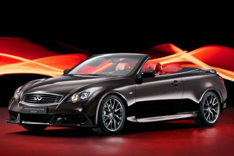 Infiniti Performance Line Concept G Cabrio
