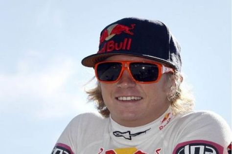 Kimi Räikkönen peilt bei der Rallye Frankreich wieder die Top 5 an