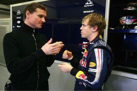 David Coulthard ist von Sebastian Vettels Rennen in Singapur beeindruckt