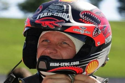 Petter Solberg will auch bei der Rallye Frankreich an der Spitze mitfahren