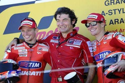 Ducati würde den Erfolg von Aragón in Motegi gern wiederholen