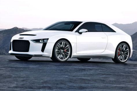 Audi quattro Concept Anniversario