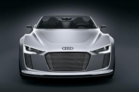Studie Audi e-tron Spyder