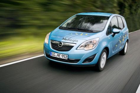 Opel Meriva Technologieträger