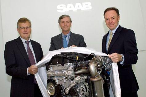 Kooperation BMW/Saab