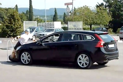 Panne Volvo V60