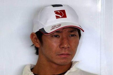 Kamui Kobayashi freut sich schon auf sein erstes Heimrennen in der Formel 1