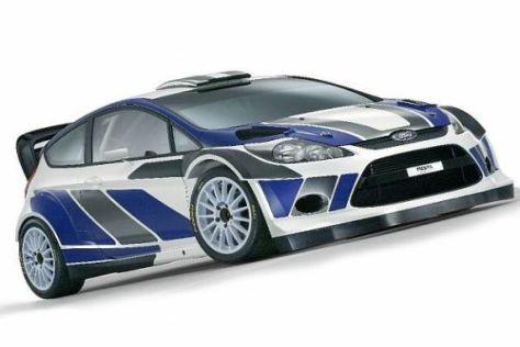 2011 sollen vier der neuen Ford Fiesta RS WRC in der Weltmeisterschaft fahren