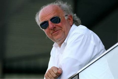 Prodrive-Chef David Richards war zuletzt mit Subaru in der Rallye-WM