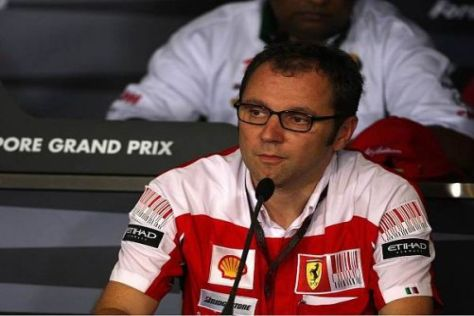 Ferrari-Teamchef Stefano Domenicali kann mit dem neuen RRA leben