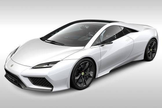 Lotus Esprit (2013)